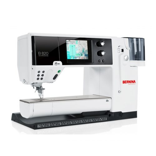 Bernina 820 Standard - máquinas de coser