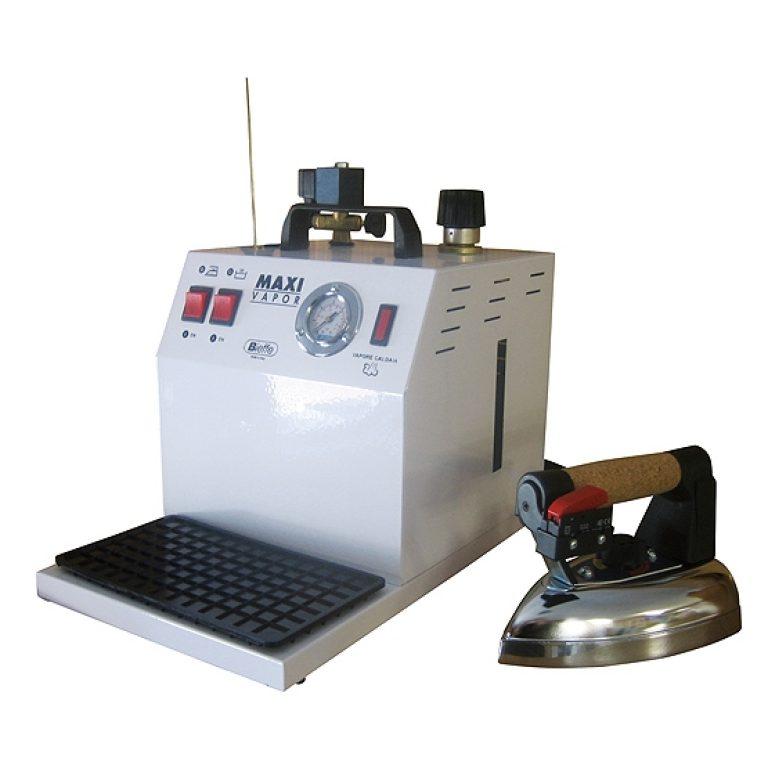 Bieffe Maxi vapor inox - maquinas de coser