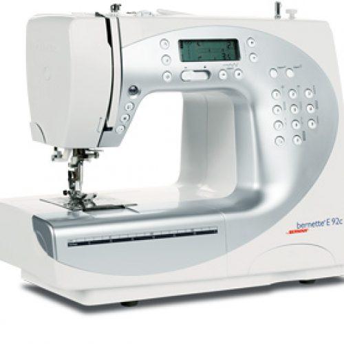 bernette e92c - máquinas de coser