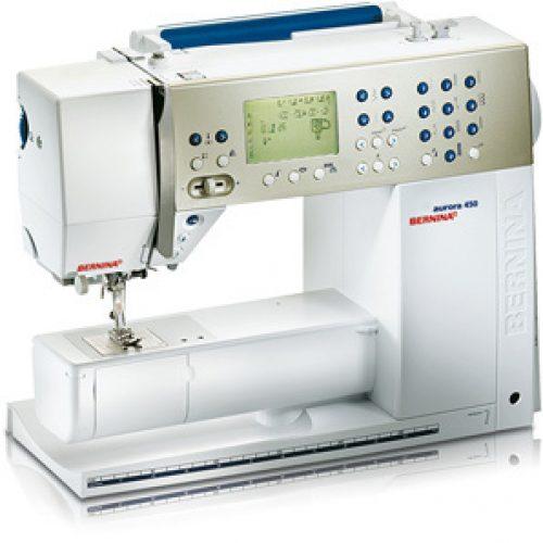 Bernina Aurora 450 - máquinas de coser