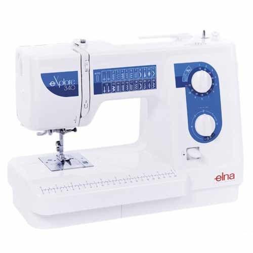 Máquina de coser Elna 340