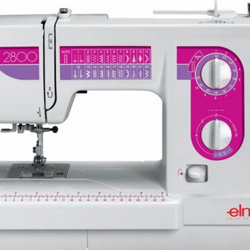 Elna 2800- máquinas de coser