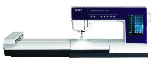 Pfaff Bordadora Creative 4.5 Performance + Unidad de Bordado Creative 260