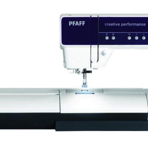 Pfaff Bordadora Creative 4.5 Performance + Unidad de Bordado Creative 260