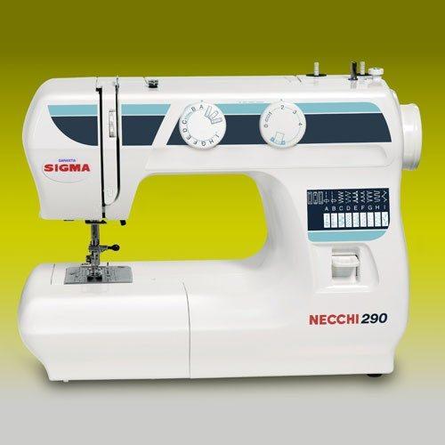 Maquinas de Coser Sigma NECCHI Mod. 290