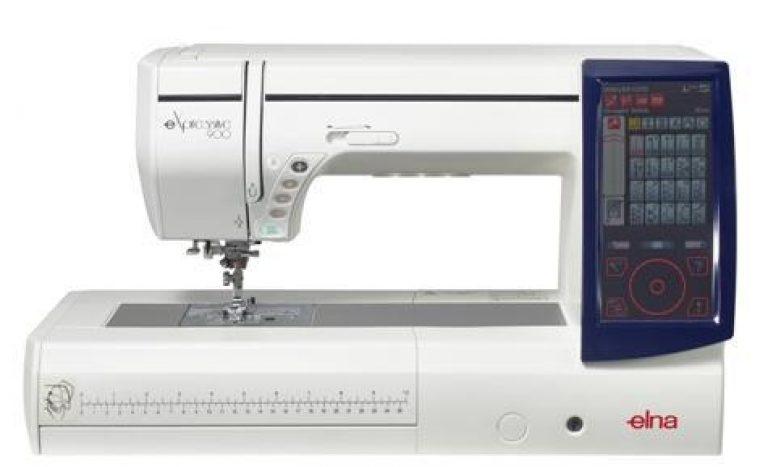 Máquina de Coser ELNA eXpressive 900