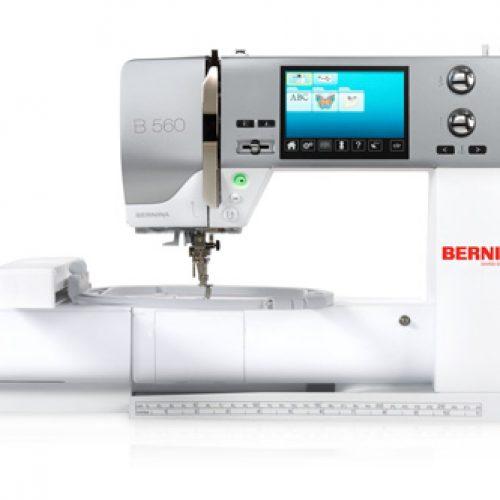 Bernina 560 + Módulo de Bordar