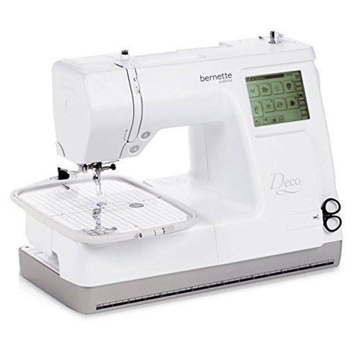 Máquina de coser Bernette 340 deco