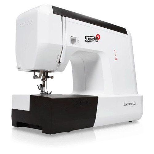 máquina de coser Bernette London 5