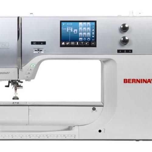 Máquina de Coser Bernina 750 QE