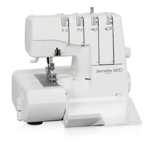 Máquina de coser Bernette 610D