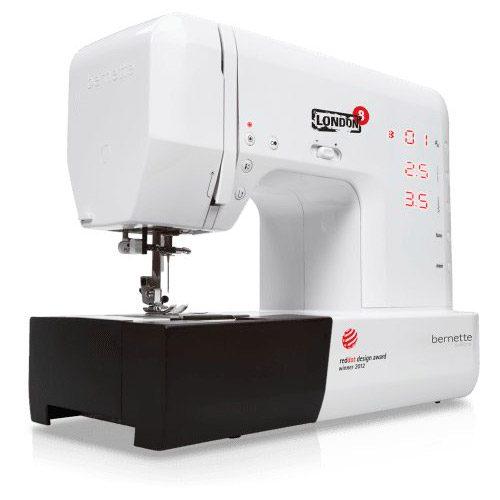 maquina de coser BERNETTE London 8