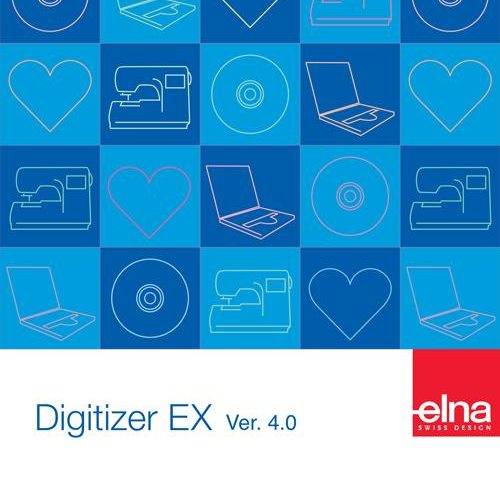Elna Digitizer EX V 4.0