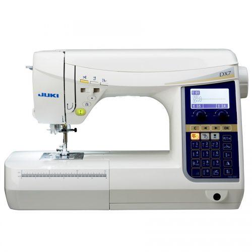 Máquina de coser JUKI HZL-DX7 Quilt & Pro Special