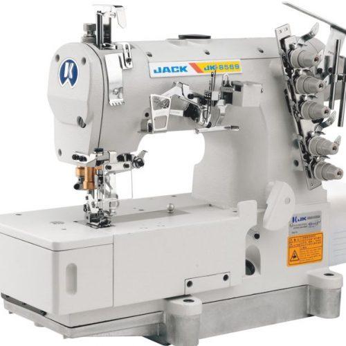 Máquina de coser JACK JK-8569ADI (Completa)