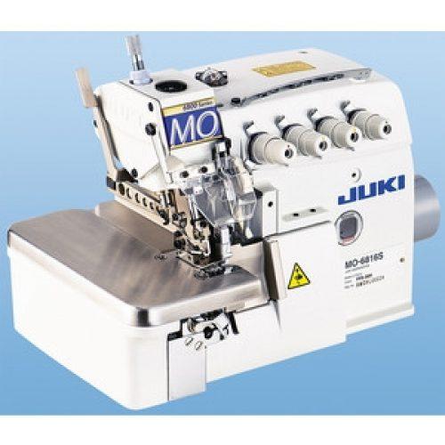 Máquina Overlock Juki MO6816 (completa)