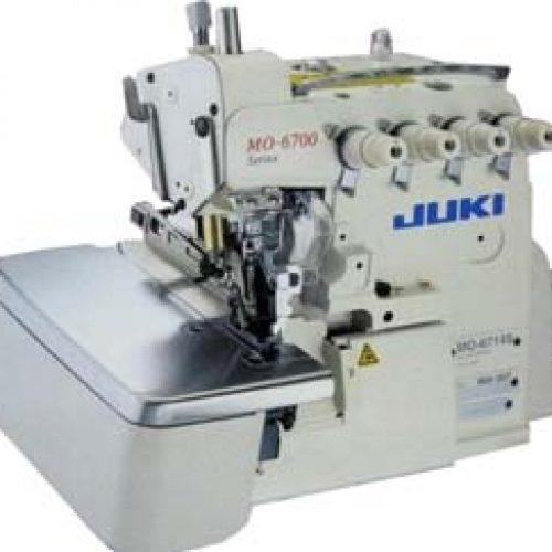 Máquina Overlock Juki MO6716 (Completa)
