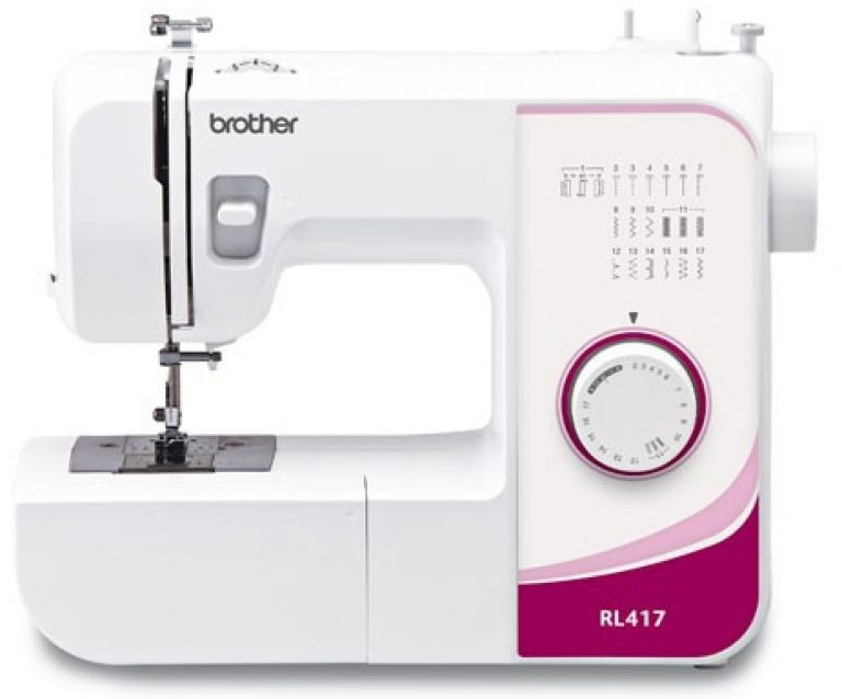 Máquina de coser Brother RL417