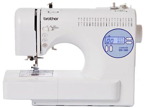 Máquina de coser Brother DS 140