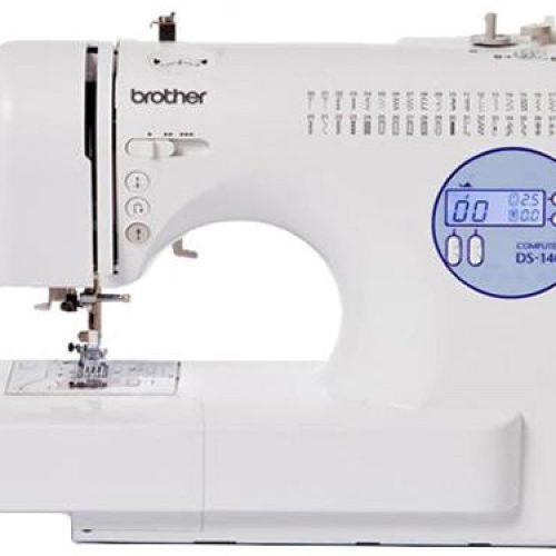 Máquina de coser Brother DS 140
