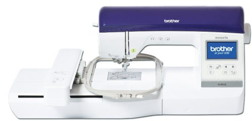 Máquina de bordar Brother NV 800E