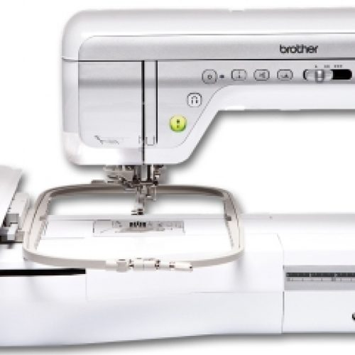 Máquina de coser Brother Innovis V5