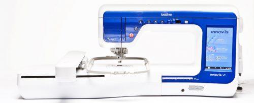 Máquina de coser Brother Innovis V7
