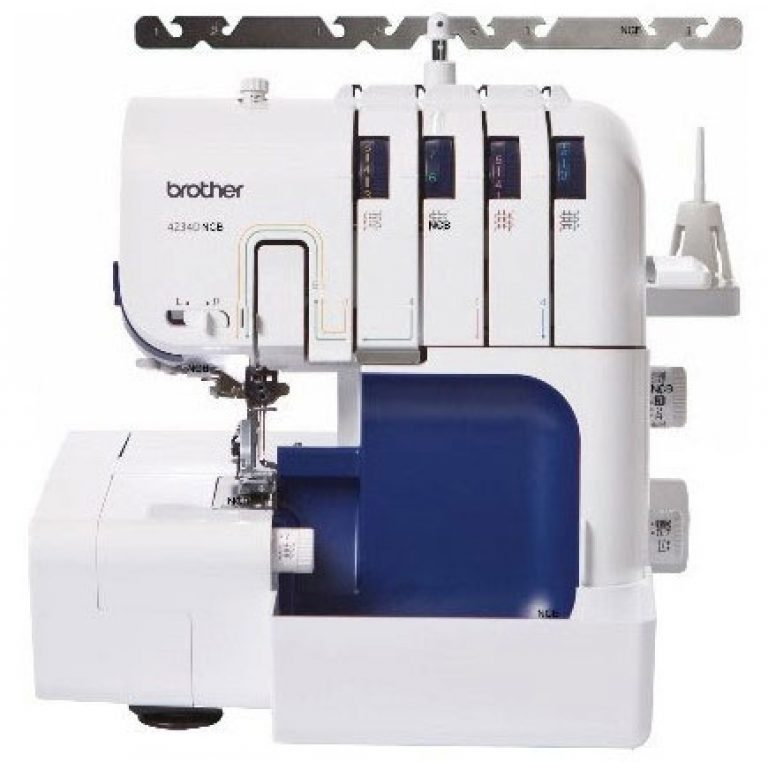 Máquina de coser Overlock Brother 4234D