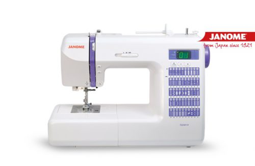 Máquina de coser JANOME CD2014