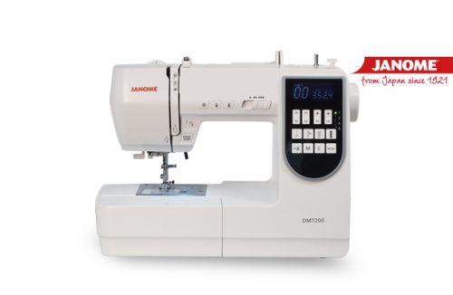 Máquina de coser JANOME DM7200
