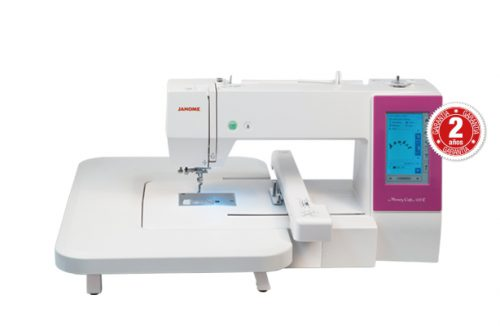 Máquina de coser JANOME MC450E