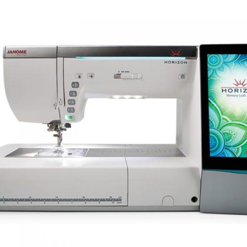 Máquina de coser JANOME Memory Craft 15000