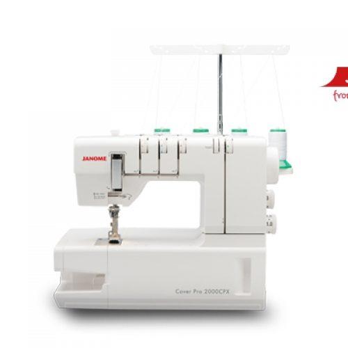Máquina recubridora JANOME Cover Pro 2000CPX