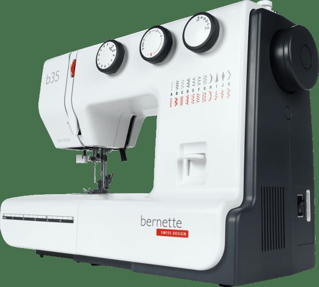 Máquina de coser BERNETTE 35 - Maquinas de coser Ladys