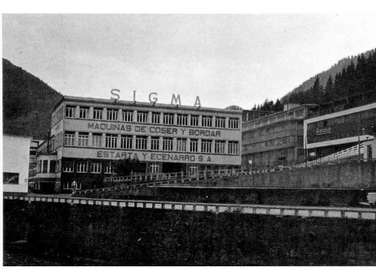 Máquinas de Coser Sigma