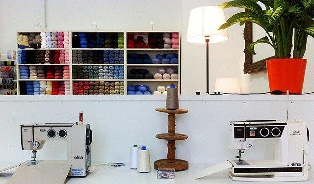 Cómo montar un taller de costura en casa
