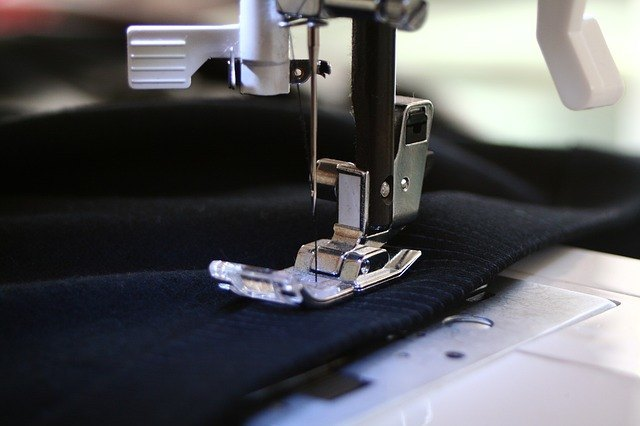 Aprende a fruncir la tela con tu máquina de coser