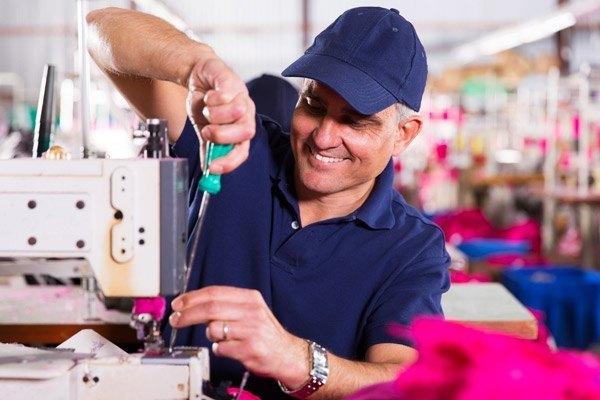 Como elegir una empresa de reparación de máquinas de coser