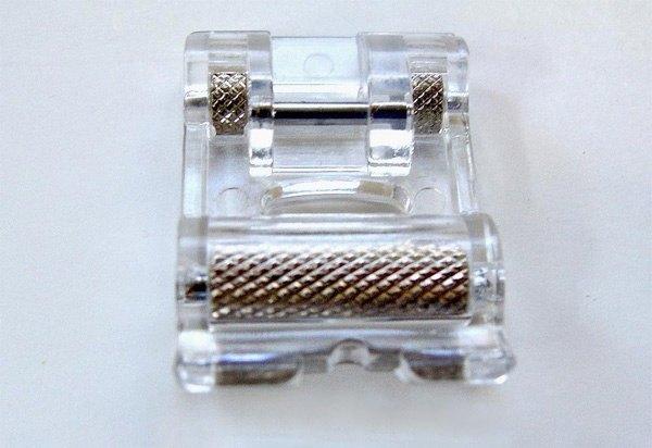 Prensatelas de rodillo para máquina de coser