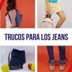 Trucos para los jeans con tu máquina de coser