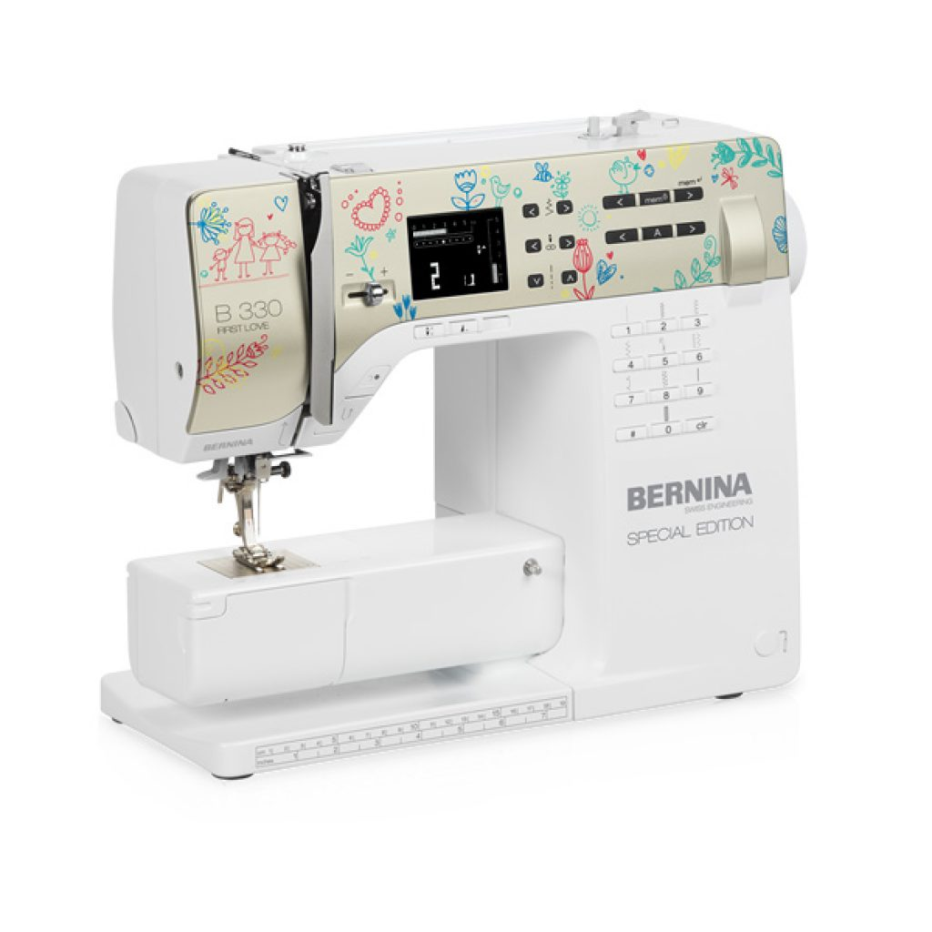 Máquina de coser Bernina 330 First Love