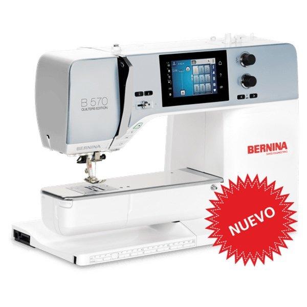 Máquina de coser Bernina 570 QE