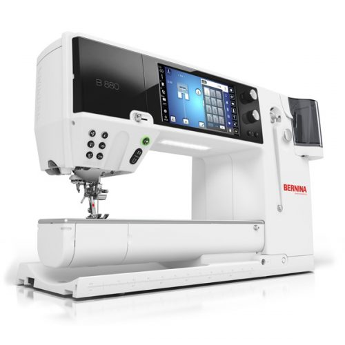 Máquina de coser Bernina 880 plus