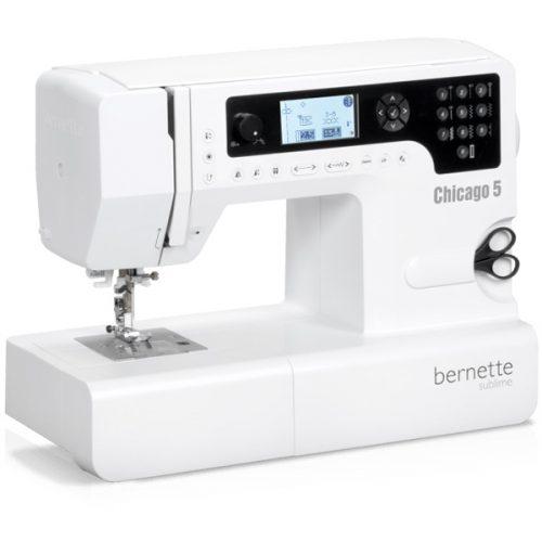 Máquina de coser Bernette Chicago 5