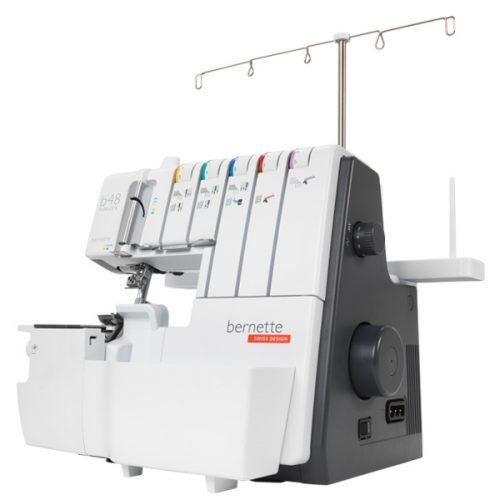 Máquina de coser Bernette Funlock 48
