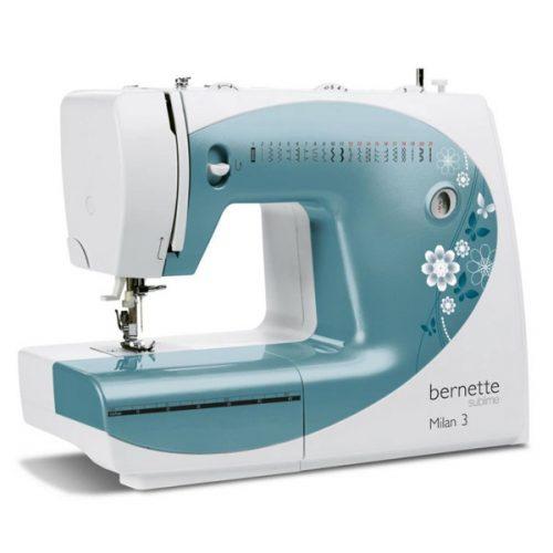 Máquina de coser Bernette Milan 3