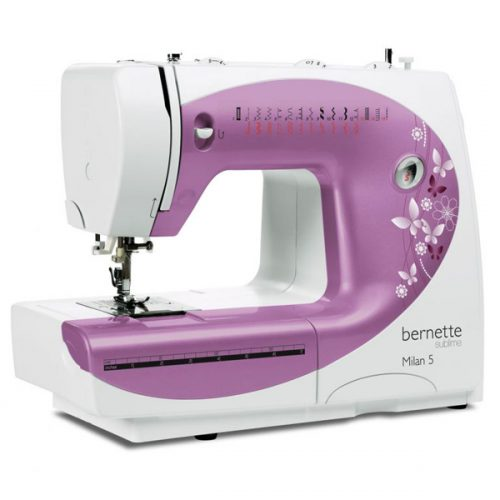 Máquina de coser Bernette Milan 5