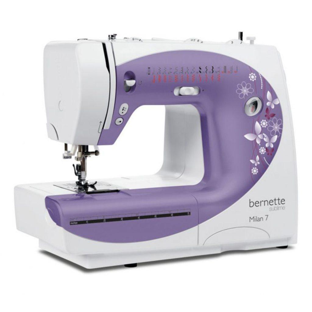 Máquina de coser Bernette Milan 7