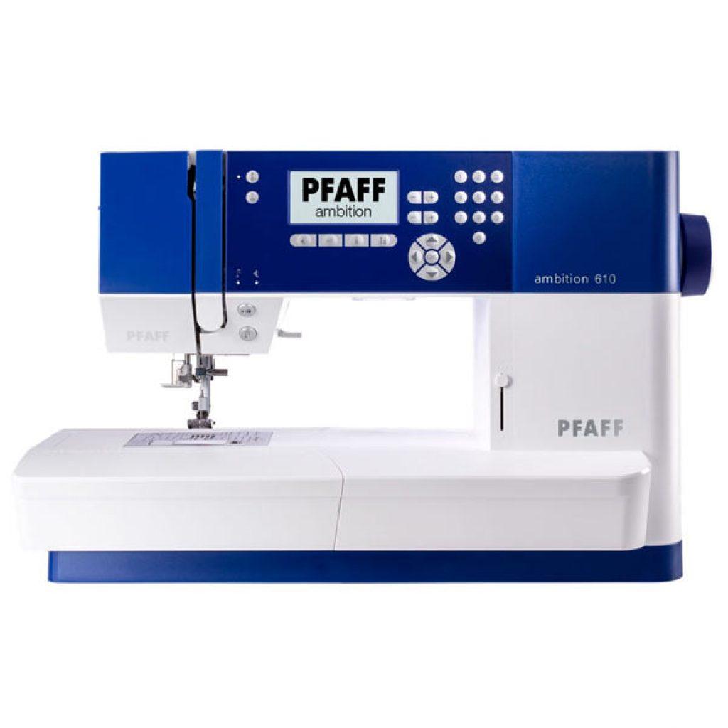 PFAFF Quilt Ambition 610