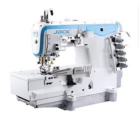 Máquina Recubridora JACK JK-W4-D-08